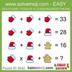 25 Best Math Solvemojis images in 2017 | Mind games