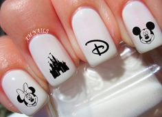 40 Disney Nails We Love!  CherryCherryBeauty.com