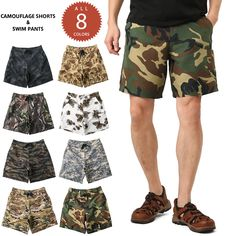 http://item.rakuten.co.jp/auc-waiper/nop072406101/ 新品 カモフラージュショーツ(水着)  #ミリタリーセレクトショップWIP #men's #メンズ #MILITARY #shorts #ショーツ #ショートパンツ