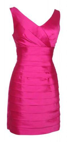 My Evening Dress - Robe cocktail courte satin à bretelles - Femme - 36, Rose Pink My Evening Dress http://www.amazon.fr/dp/B00IJCB2JY/ref=cm_sw_r_pi_dp_IiJ-ub048MC0C 40