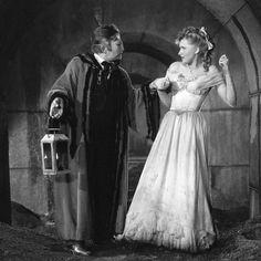 Phantom of the Opera, Claude Rains, Susanna Foster (Universal-1943)