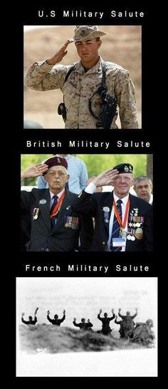 OutOfRegs - Your source for military humor! Military Salute, Military Jokes, Army Humor, Haha, Funny Jokes, Hilarious, History Memes, Twisted Humor, I Laughed