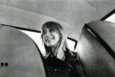 """theswinginsixties: Marianne Faithfull photographed by John Dunbar """