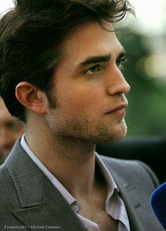 Such an intense stare