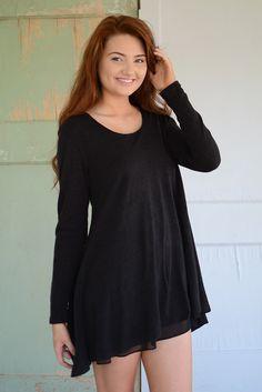 Molly Dress- Black