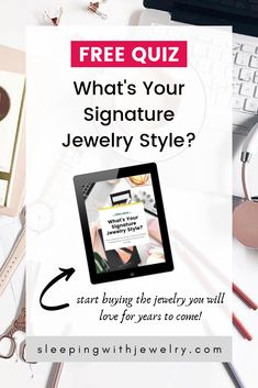 Overwhelmed by all the jewelry styling advice out there? Get a free guide that shows you how to perfectly and flawlessly style your jewelry and accessorize every outfit to match your personality and feel more confident in your look! Tassel Jewelry, Pearl Jewelry, Vintage Jewelry, Statement Earrings, Women's Earrings, Ear Crawler Earrings, Minimal Jewelry, Short Necklace, Jewellery Storage
