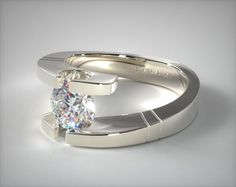 Design your own tension set engagement ring online. Browse our stunning selection of tension set rings, and choose the perfect diamond to match, all in HD. Platinum Engagement Rings, Engagement Ring Styles, Designer Engagement Rings, Wedding Engagement, White Gold Rings, Diamond Rings, Marquise Diamond, Male Diamond Ring, Diamond Jewelry