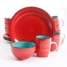 American Atelier Marquee 16 Piece Dinnerware Set   Pinterest ...