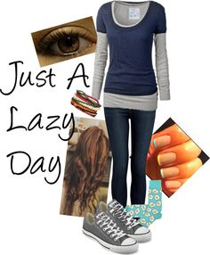"""""""Just A Lazy Day"""" by lily1996x ❤ liked on Polyvore"""