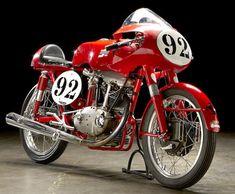 1958 Ducati 125 GP Frame no. 526 Engine no. 502