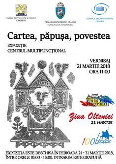 Papusile si povestile Teatrului Colibri Craiova se reunesc de Ziua Olteniei, la Centrul Multifunctional | Jurnal de Craiova