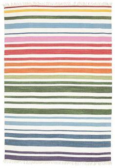 Rainbow - Multi color-matto 230x160