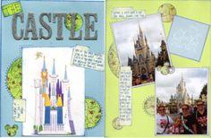 Image detail for -Disney scrapbook ideas - MouseBuzz.com