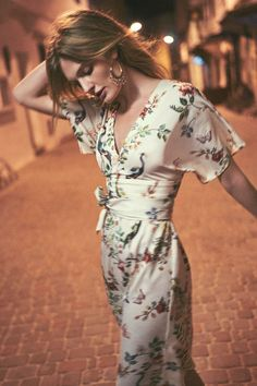 Exclusive Anthropologie Fall 2017 Amber Valetta and Constance Jablonski by Nathan Copan