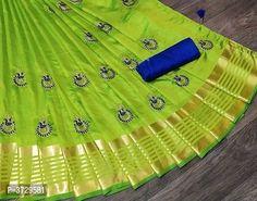 Description: It has 1 Piece of Saree and 1 Piece of Blouse Fabric: Saree: Sana Silk , Blouse: Banglori Silk Length: Saree: Mtr, Blouse: Mtr Work: Saree: Embroidered, Blouse: Solid South Indian Sarees, Indian Sarees Online, Simple Sarees, Trendy Sarees, Satin Saree, Soft Silk Sarees, Online Shopping Sarees, Online Fashion Stores, Peacock Design
