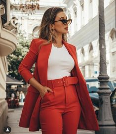 Casual Work Outfits, Blazer Outfits, Business Casual Outfits, Professional Outfits, Work Attire, Mode Outfits, Classy Outfits, Stylish Outfits, Maxi Blazer