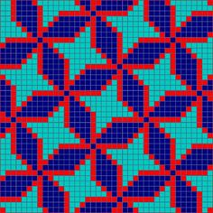Peyote Stitch Patterns, Loom Patterns, Counted Cross Stitch Patterns, Cross Stitch Designs, Beading Patterns, Knitting Patterns, Loom Crochet, Bead Crochet Rope, Graph Paper Art