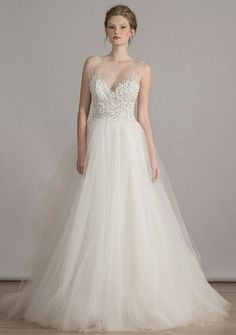 Love this loook. Liancarlo Spring 2016 Bridal Collection. See the entire collection here http://weddingchicks.com/2015/04/26/liancarlo-spring-2016-bridal-collection