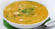 Гороховый суп с курицей - легкий, вкусный и питательный!