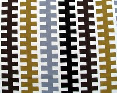 Cotton Fabric By Piece 5 Yards- Scandinavian Design- SALE 20usd Off PRICE- For Curtains, Roman Blinds, Pillow covers etc. from AMInaturals