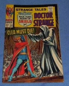 DOCTOR-STRANGE-034-STRANGE-TALES-154-034-NICK-FURY-MARVEL-COMICS-1967-FN