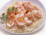 Nonna Luna's Shrimp Rice Recipe from Everyday Italian