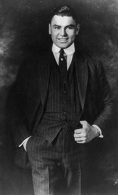 On July 4, 1919, 24-year-old Jack Dempsey became the new World Heavyweight Boxing Champion.