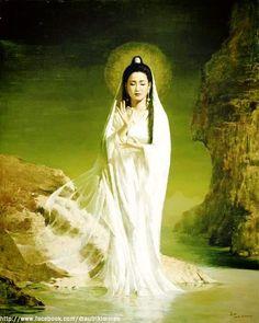 The Beautiful, All-knowing, All-seeing Arya Tara