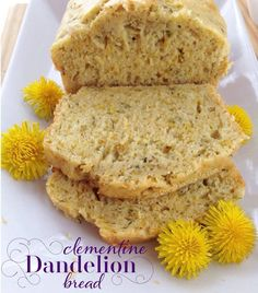 I'm going to try this recipe, especially since I have a 5 year old who LOVES to pick dandelions! ! !