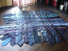 Tie carpet