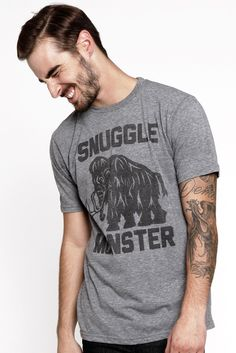 snuggle monster//