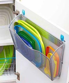 DIY Kitchen Storage and Organization Ideas (64)
