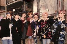 BTS You never walk alone