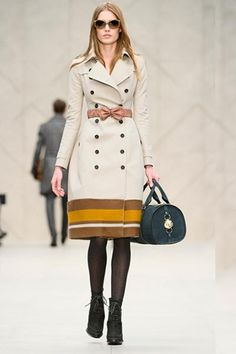 Seby Fashion: Sonbaharın vazgeçilmezi Trençkot lar...!