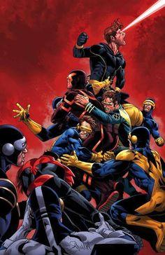 Marvel comics cyclops