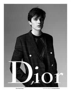 Alain-Fabien Delon for Dior Homme Spring/Summer 2016 Campaign