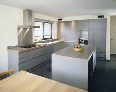 Moderne keukens - Hoskens interieurstudio