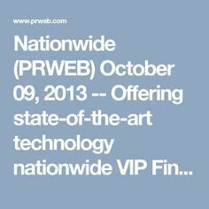 Nationwide (PRWEB) October 2013 -- Offering state-of-the-art technology nationwide VIP Financing Solutions helps clients looking to increase sales by Consumer Finance, Increase Sales, Credit Check, Art And Technology, Vip, October