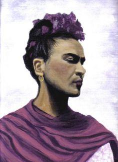 Frida Kahlo - Sue Carmicle