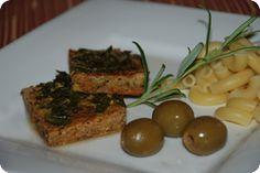 Rosmarin-Tofu mit Tofu Provençale aus der Migros via Chuchitisch