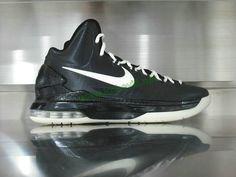 kevin durant shoes 2013 Nike KD V Blackout