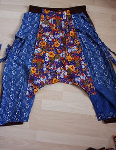 Not just the pattern tho ;) if your nifty with the sewing machine - any funky material would be nice