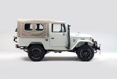 The Aspen Project – Toyota FJ43 Land Cruiser By FJ Company