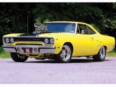 70 Plymouth Roadrunner...Brought to you by #House of #Insurance #Eugene #Oregon 541-345-4191 for #CarInsurance