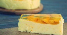 irmikli jöleli tatlı,jöleli pasta,irmik tatlısı,şeftalili tatlı,şeftalili irmik tatlısı