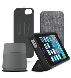 Get the most from your iPhone with case [+] accessories. Add a battery boost, car mount or stand. See the collection now.