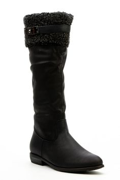 Womens Ladies Black Faux Fur Cuff Low Block Heel Knee High Boots Size UK 4 New  Click On Link To Visit My Ebay Shop http://stores.ebay.co.uk/all-about-feet  Useful info:  - Standard Size - Standard Fit - By Super Me - Black In Colour - Heel Height: 1 Inch  - Inner Side Zip Fastening - Strap With Buckle Detail To Top Of Boots  - Synthetic Leather/Textile Upper - Textile Lining  #boots #kneehighboots #blackboots #black #kneeboots #forsale #ebay #ebayseller #ebayshop #footwear #womens #ladies