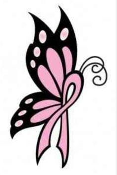 Mariposa contra el càncer