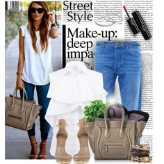 """Spring Street Style"" by gaburrus on Polyvore"