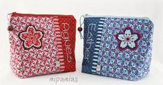 mipamias: Kulturtaschen für Zwillingsmädels